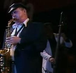 Phil Woods in concert (Stuttgart, 1989)