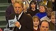 ...on the <em>Jerry Springer Show</em>