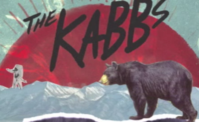 ...by San Diego band the Kabbs