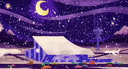 ...by Nick Lowe off of his <em>Quality Street</em> Christmas CD.