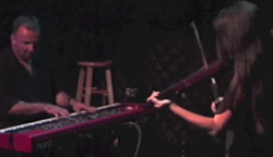 Jamie Shadowlight & Co. perform the Zeppelin classic in her Electric Ladyland show.