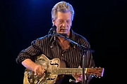 ...John Hammond Jr. performs live