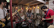 The Donkeys live at Pickathon 2014...