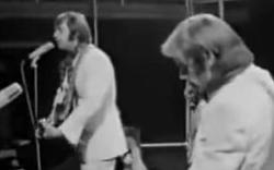 ...video footage of the Beach Boys