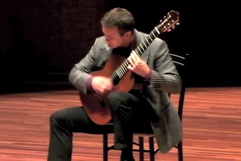 Video sample of Vladimir Gorbach's 1st prize winning final round performance in the 2011 Guitar Foundation of America International Concert Artist Competition.