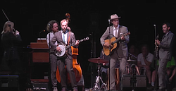 A 2015 live performance by the Steep Canyon Rangers