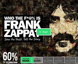 ...a Kickstarter campaign