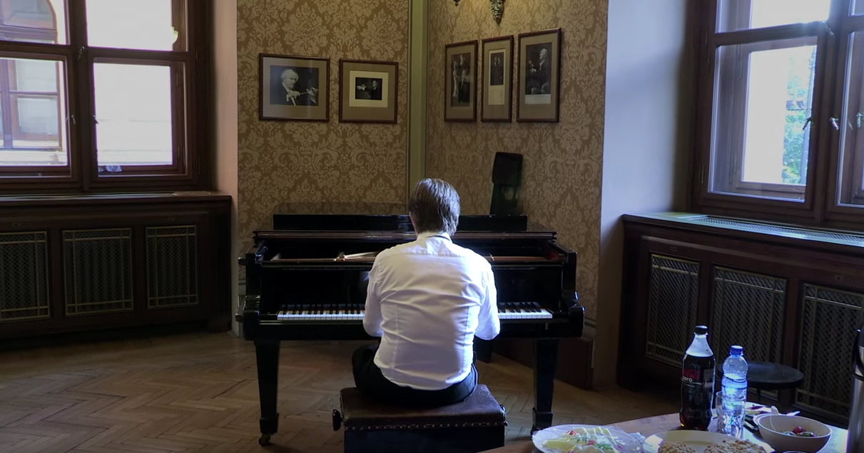 ...A Beethoven Journey — movie trailer