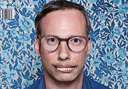 ...off of <em>The Catastrophist</em> by Tortoise