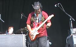...live at Dutch Mason Blues Festival
