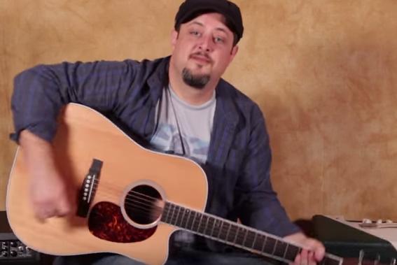 Absolute Super Beginner Guitar Lesson