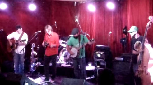 ...live at Winston's in October, 2014