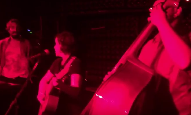 ...live at Casbah in January of 2015