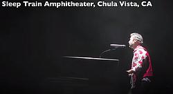 ...performed live at Sleep Train in Chula Vista