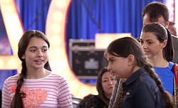 13-Year-Old Opera Singer Gets the Golden Buzzer — <em>America's Got Talent</em> 2016 Auditions