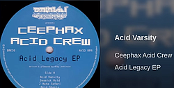 ...a sampler by Ceephax Acid Crew