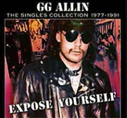 ...by Malpractice, with Brian Demers on guitar and GG Allin in drums and included on this GG Allin singles collection.