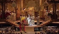 ...at the Met Opera