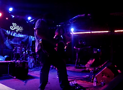 ...a live set at Belly Up, October 2015