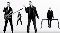 ...from Duran Duran's <em>Paper Gods</em>