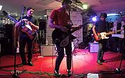...the Bassics live at Pitbull Audio (December 2015)