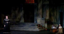 Sharmay Musacchio as the Principessa in *Suor Angelica*.