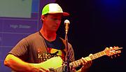 Casey Turner live at Humphreys, October 2015