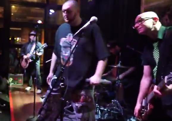 ...performed by Punk Rock Karaoke in Hermosa Beach (2016)