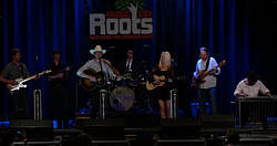 """Sam Outlaw performing """"It Might Kill Me"""" at Music City Roots live from the Loveless Cafe on 5.14.2014"""