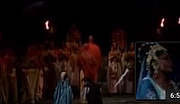 Placido Domingo & Shirley Verrett with the beautiful duet of Meyerbeer's opera