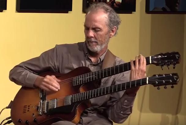 ...jazz guitarist