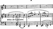 La Canzone dei Ricordi, Op. 68b (1887)