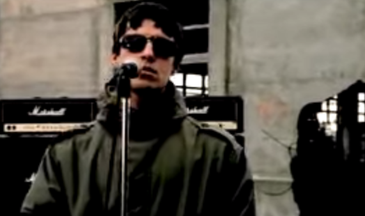 ...from Oasis' <em>Be Here Now</em>