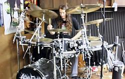 ...drum play through