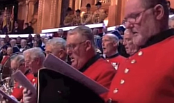 Music: Jupiter by Gustav Theodore Holst; event: Festival of Remembrance Royal Albert Hall