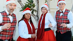 ...by Rockin' Cranberries/Full Measure Carolers