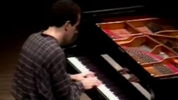 ...performed by Keith Jarrett, solo piano