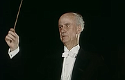 ...conducting Mozart's Don Giovanni Overture Salzburg 1954