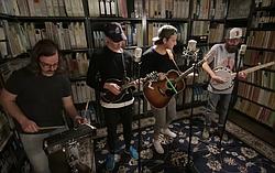 ...Judah & the Lion live at Paste Studios