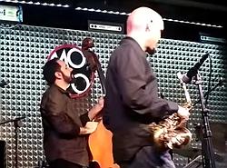 Miguel Zenon Quartet — al Modo Live — Salerno
