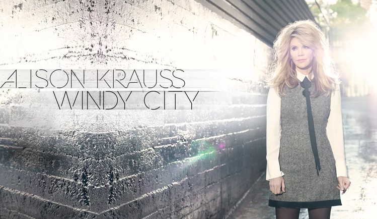 ...title track from Alison Krauss's latest record