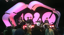 ...the English Beat on <em>Top of the Pops</em>, 1980