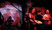 ...by Strawberry Moons (live at Tower Bar)