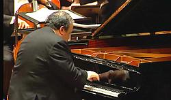 Bronfman playing Brahms <em>Piano Concerto No. 2</em> with Berlin Philharmonic