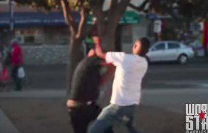 Fight video