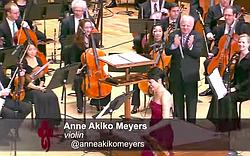 With Anne Aikiko Meyers