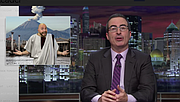 John Oliver compares journalists to Pompei residents