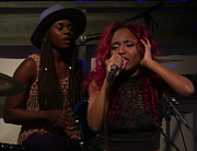 """Southern Avenue performing """"Don't Give Up"""" at Music City Roots Live From The Factory on 1.25.2017"""