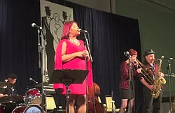 Filmed November 22, 2017 at the 38th Annual San Diego Jazz Festival and Swing Extravaganza