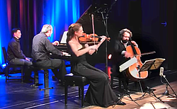 Played by the ATOS Trio in Berlin, Jan. 30, 2015